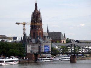 Großformat-Digitaldruck am Frankfurter Historischen Museum